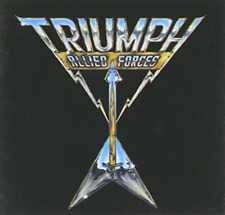 TRIUMPH-ALLIED FORCES(REMASTERED) (US IMPORT) CD NEW