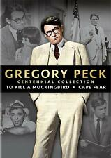 Gregory Peck Centennial Collection (DVD) To Kill A Mockingbird Cape Fear NEW