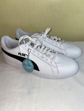 PUMA Smash v2 Men's Sneakers Men White Shoes Size 11