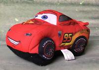 "Disney Pixar Cars Lightning McQueen 6"" Plush Stuffed Error Plush"