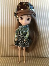 Pullip Latte Doll 12 Inch As Is F-546 very hard to find