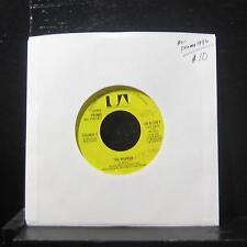 """Fischer Z - The Worker 7"""" Mint- UA-X1338-Y Promo 1979 USA Vinyl 45"""