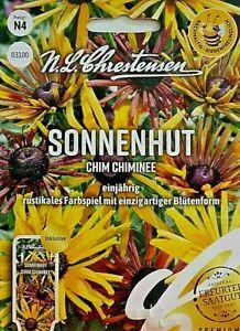 🌹Blumensamen Sonnenhut Chim Chiminee Blumen MHD Januar 2024🌹