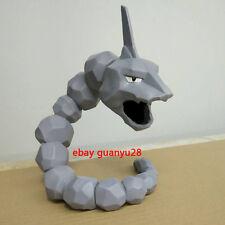 zk U Pokemon Custom Figure 1/40 Scale Zukan Onix  Aloha ot .