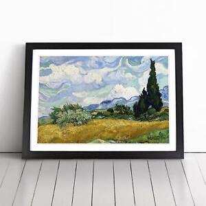 Still Life Books Van Gogh VG532 Reproduction Art Print A4 A3 A2 A1