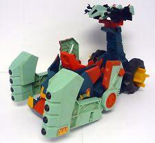 THUNDERCATS MUTANT FIST POUNDER Vintage Action Figure Vehicle LJN COMPLETE 1986