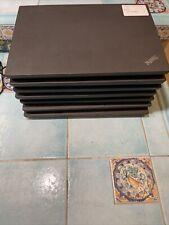 "New listing Qty 10 Lenovo Thinkpad T460 14"" Core I5-6200U 2.3Ghz 8Gb Ram Parts Repair"