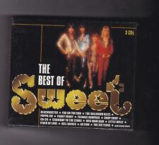 The Sweet The Best Of Sweet (Box Set 3CD) - 2002 CD Neu OVP