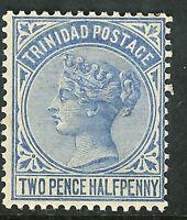 Trinidad 1883 bright-blue 2.5d mint SG108