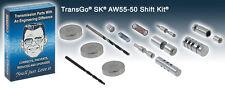 RE5F22A 55-50 AF33-5 Saab Saturn Volvo AW55-50SN Transgo Shift Kit SK AW55-50