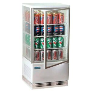 Polar C-Series Display Fridge White 68Ltr