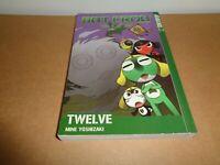 Sgt. Frog vol. 12 by Mine Yoshizaki TokyoPop Manga Graphic Novel Book English