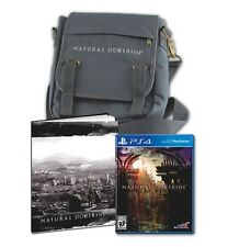 Natural Doctrine - Collector's Edition w/ Bag & Artbook [PlayStation 4 PS4] NEW