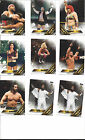 2016 TOPPS WWE THEN NOW FOREVER COMPLETE 15-CARD NXT INSERT SET