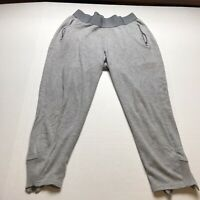 Coar Brand Mens Gray Athletic Pants Crop Length Size M A289
