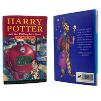 Harry Potter Philosopher's Stone – 1ST EDITION – 11TH PRINT – Bloomsbury Rowling