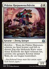 2x Deadeye Harpooner (Präzise Harpunenschützin) Aether Revolt Magic