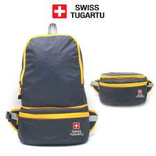Multi-Purpose Backpack Hip Sack Transform Trekking Hiking Camping Climbing Daily