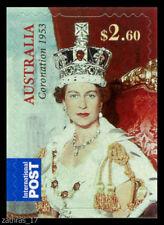 2013 Diamond Jubilee Queen Elizabeth II - International Peel & Stick Stamp MUH