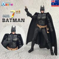NECA DC Comic Batman Begins Arkham City Christian Bale Ⅱ Action Figure Toy Gift