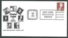 1973 COVER #1293a 50c FDC TAGGED CACHETED