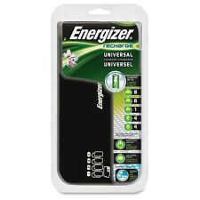 Energizer Universal 3 HRS Battery Charger for AA-AAA-C-D-9V - BRAND NEW SEALED
