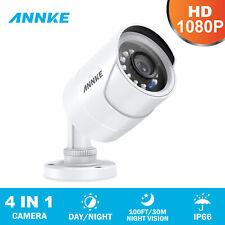 ANNKE 4IN1 1080P TVI/AHD/CVI/CVBS Outdoor CCTV Security Camera Bullet IR Night