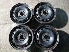 4 Stahlfelgen Ford Focus MK1 Fusion Fiesta Mazda 2 - 5,5Jx14 ET47,5 4x108