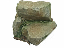 ROCK OUTCROPPING LARGE BOULDERS MULTI SCALE CAST FOAM ATHERTON SCENICS (#9927)