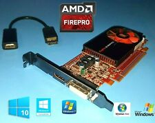 HP Pavilion p7-1597c p7-1420t p7-1423w FirePro Video Card + DP to HDMI Adapter