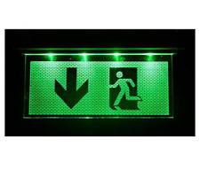 Notleuchte Notbeleuchtung Exit Notausgang Fluchtwegleuchte Notlicht LED Ip20