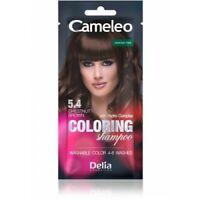 DELIA Cameleo Colouring Shampoo 5.4 CHESTNUT BROWN 40ml