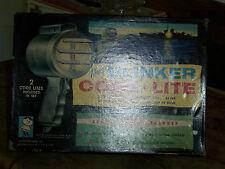 Navy Blinker Code Lite Complete W/Instructions and Original Batteries 1950's