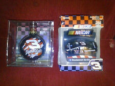 Dale Earnhardt #3 ornaments- set of two