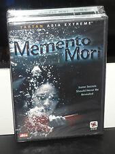 Memento Mori (DVD) Tae Yong Kim, Min Sun Kim, Min-Hee Kim, Hyo-Jin Gong, NEW!
