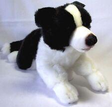 Hund Border Collie lgd. 45 cm Kuscheltier Plüschtier Stoffhund Plüschhund