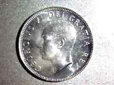 Canada Quarter - 1952 - King George VI - BU GEM