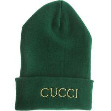 $35 SSUR Cucci Beanie green