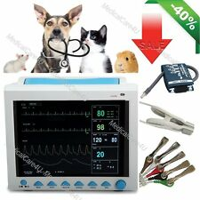 VET Veterinary ICU Patient Monitor 6 Parameters Animal Vital Signs Monitor,USA