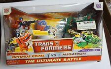 Hasbro Transformers Classics Optimus Prime Vs. Megatron Combo 2-Pack NIB
