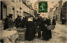 CPA  Pontorson - Le Marché aux Coehons  (633361)