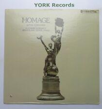 WGS-8261 - HOMAGE TO RUBINSTEIN & HOROWITZ - Arthur MacKenzie - Ex Con LP Record