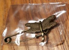 Dragonfly Pin Pewter