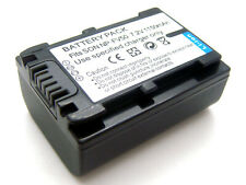 7.2v Battery For Sony HDR-CX740 HDR-CX760 HDR-PJ10 HDR-PJ20 HDR-PJ30 HDR-PJ40 nw