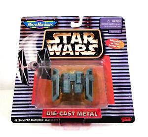Star Wars TIE BOMBER Micro Machines Galoob 66260 Mint in Package