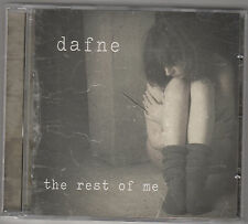 DAFNE - the rest of me CD