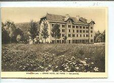 CP 38 Isère - Villard-de-Lans - Grand Hôtel de Paris - Ses prairies