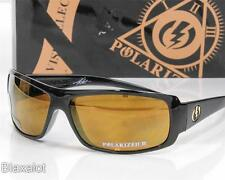 NEW ELECTRIC CHARGE POLARIZED SUNGLASSES Gloss Black / VE Bronze Level 2 Lens