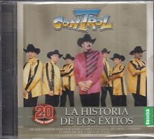Control  20 Super Temas La Historia De Los Exitos CD New