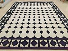 India Handmade Tufted Modern Custom Bespoke Wool Carpet Area Rug Alfombras Hali